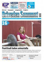 Oriveden Sanomat 25.7.2018