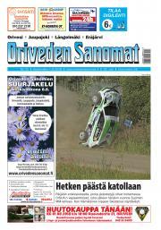 Oriveden Sanomat 1.8.2018