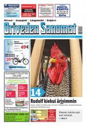 Oriveden Sanomat 8.8.2018