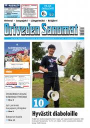 Oriveden Sanomat 22.8.2018