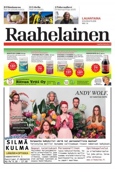 Raahelainen Lehti