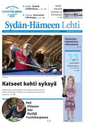 Sydän-Hämeen Lehti 29.8.2018