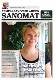 Lempäälän-Vesilahden Sanomat 29.8.2018