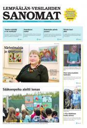 Lempäälän-Vesilahden Sanomat 07.06.2012