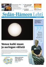 Sydän-Hämeen Lehti 08.06.2012