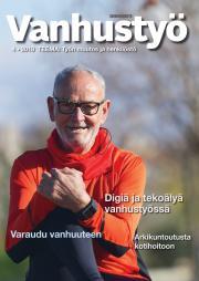 Vanhustyö-lehti