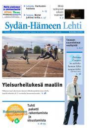 Sydän-Hämeen Lehti 5.9.2018