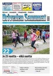 Oriveden Sanomat 5.9.2018