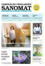 Lempäälän-Vesilahden Sanomat 11.06.2012