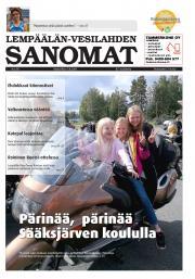 Lempäälän-Vesilahden Sanomat 5.9.2018