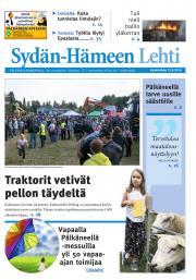 Sydän-Hämeen Lehti 12.9.2018