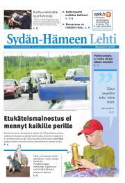 Sydän-Hämeen Lehti 13.06.2012