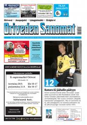 Oriveden Sanomat 19.9.2018