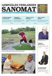 Lempäälän-Vesilahden Sanomat 14.06.2012