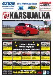 Kaasujalka Varsinais-Suomi