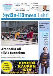 Sydän-Hämeen Lehti 26.9.2018