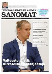 Lempäälän-Vesilahden Sanomat 26.9.2018