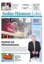 Sydän-Hämeen Lehti 19.06.2012