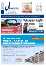 Järvenpää-lehti