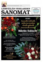 Lempäälän-Vesilahden Sanomat 10.10.2018