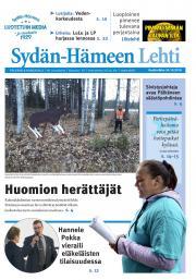 Sydän-Hämeen Lehti 24.10.2018