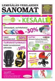 Lempäälän-Vesilahden Sanomat 28.06.2012