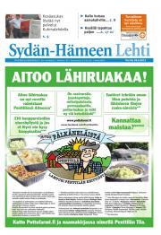 Sydän-Hämeen Lehti 29.06.2012