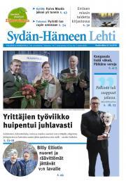 Sydän-Hämeen Lehti 31.10.2018