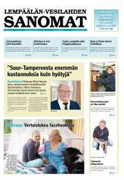 Lempäälän-Vesilahden Sanomat 02.07.2012