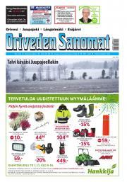 Oriveden Sanomat 31.10.2018