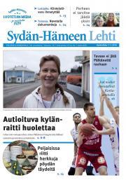Sydän-Hämeen Lehti 7.11.2018