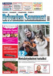 Oriveden Sanomat 7.11.2018