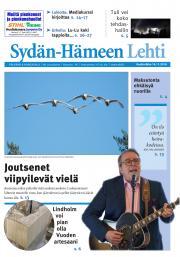Sydän-Hämeen Lehti 14.11.2018