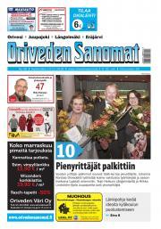 Oriveden Sanomat 14.11.2018