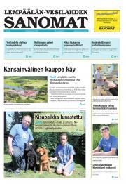 Lempäälän-Vesilahden Sanomat 09.07.2012