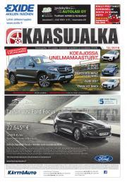 Kaasujalka Keski-Suomi