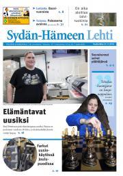 Sydän-Hämeen Lehti 21.11.2018