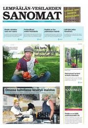 Lempäälän-Vesilahden Sanomat 12.07.2012