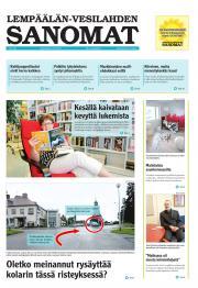 Lempäälän-Vesilahden Sanomat 16.07.2012