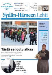 Sydän-Hämeen Lehti 5.12.2018