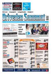Oriveden Sanomat 28.11.2018