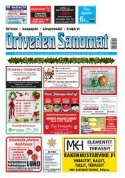 Oriveden Sanomat 12.12.2018