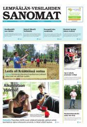 Lempäälän-Vesilahden Sanomat 19.07.2012