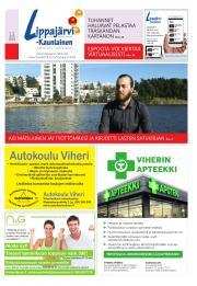 Lippajärvi-Kauniainen-lehti