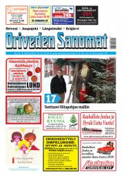 Oriveden Sanomat 19.12.2018