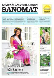 Lempäälän-Vesilahden Sanomat 26.07.2012