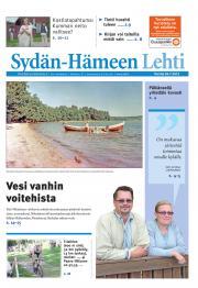 Sydän-Hämeen Lehti 26.07.2012