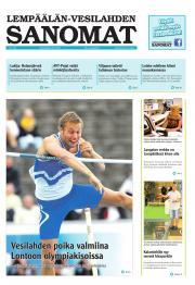 Lempäälän-Vesilahden Sanomat 30.07.2012
