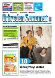 Oriveden Sanomat 9.1.2019