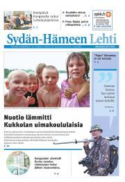 Sydän-Hämeen Lehti 31.07.2012
